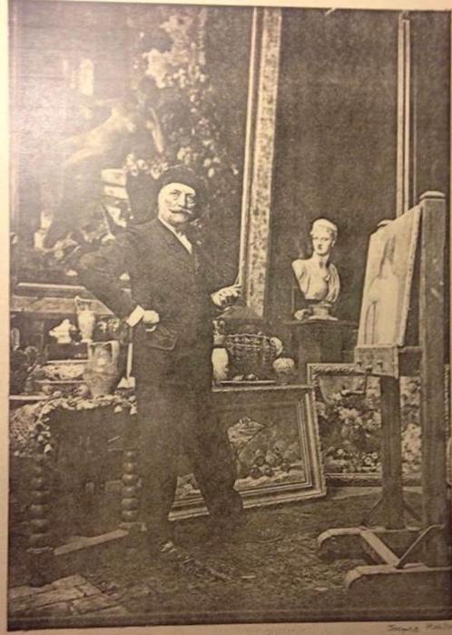 Jacques Martin peintre  Wikipdia