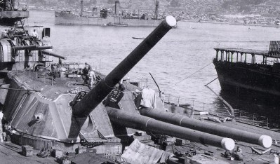 Type 94 Naval Gun, Top Ten Biggest Guns Ever Made In History