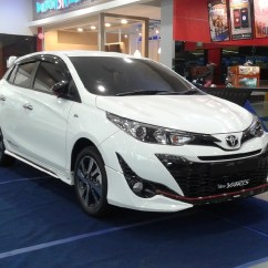 Jok All New Yaris Trd Harga Innova Venturer Interior 2015
