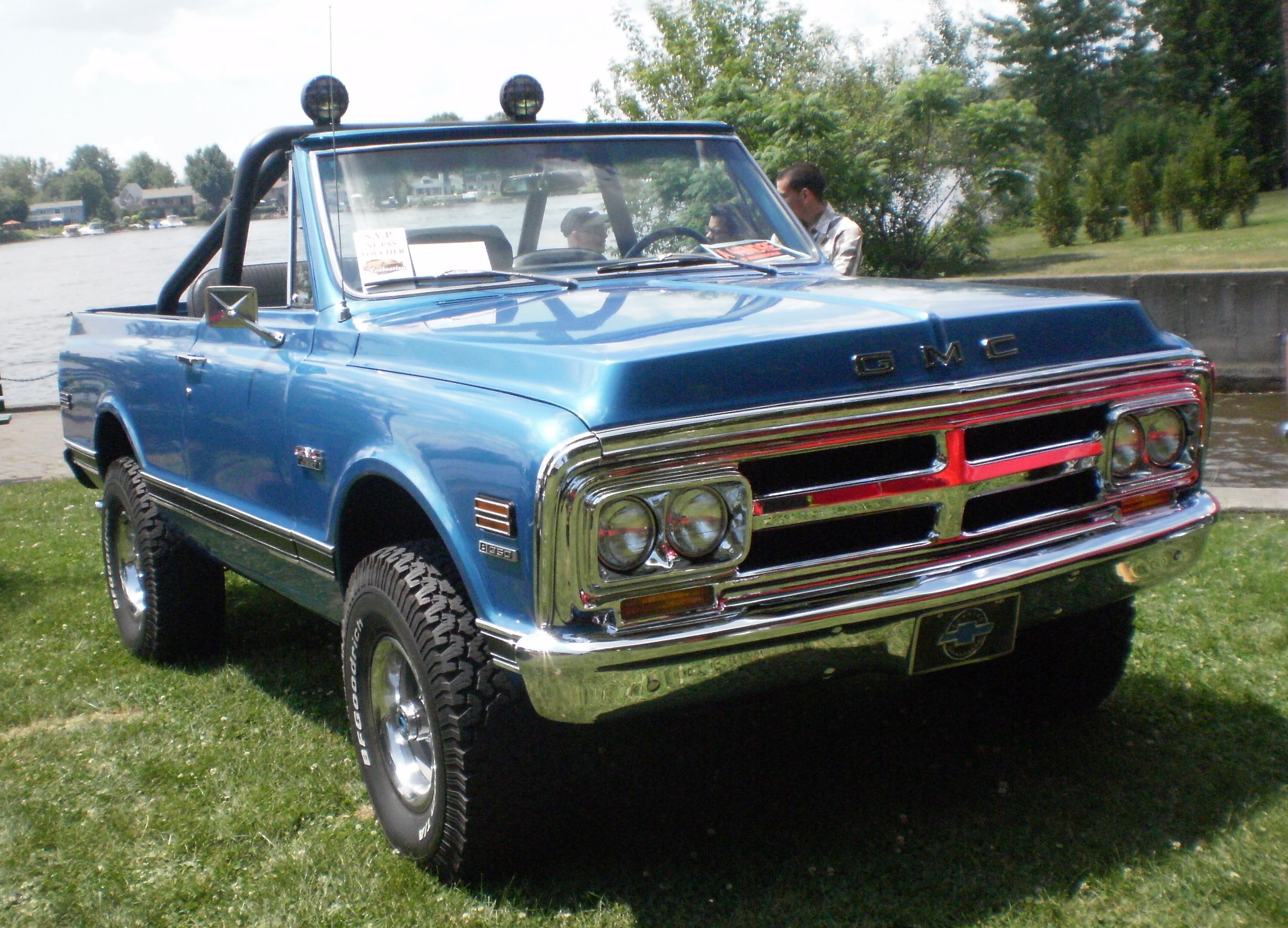1968 Chevy K5 Blazer