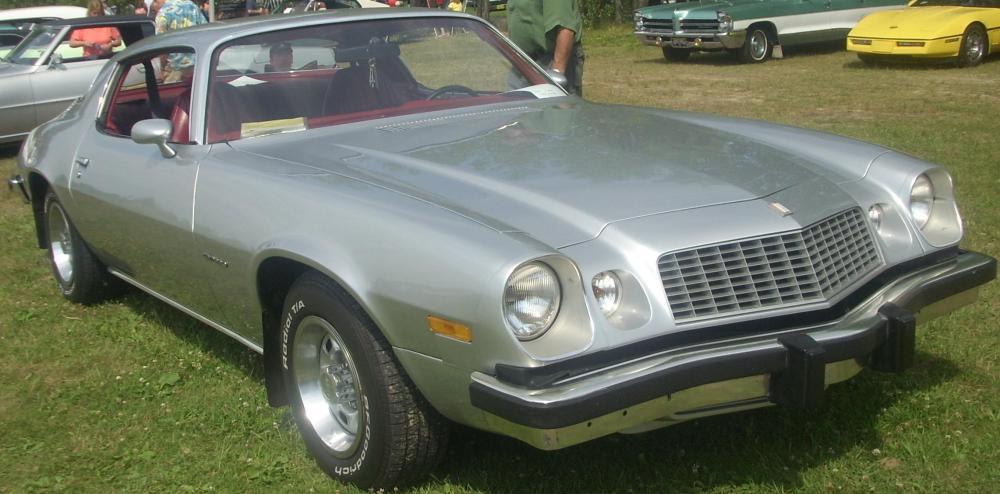 medium resolution of 1976 chevrolet camaro
