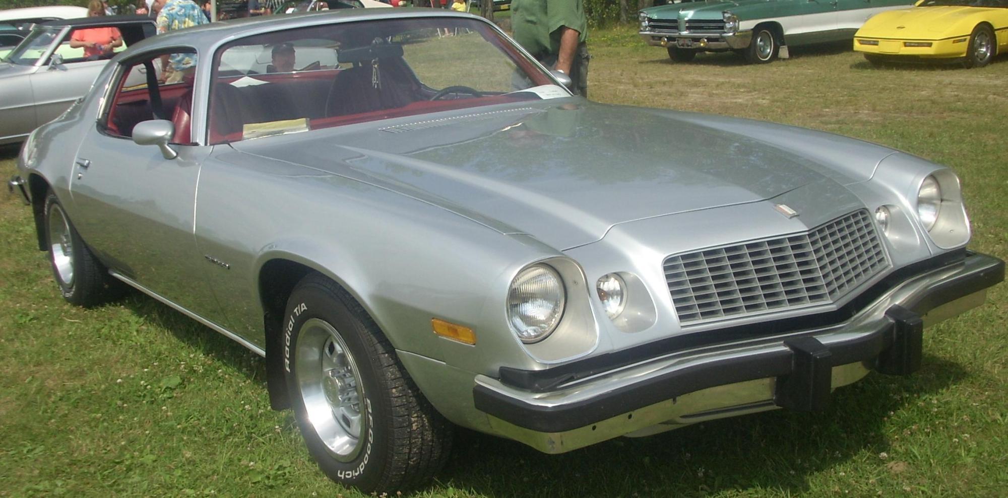 hight resolution of 1976 chevrolet camaro