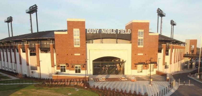 Dudy Noble Field PolkDeMent Stadium  Wikipedia