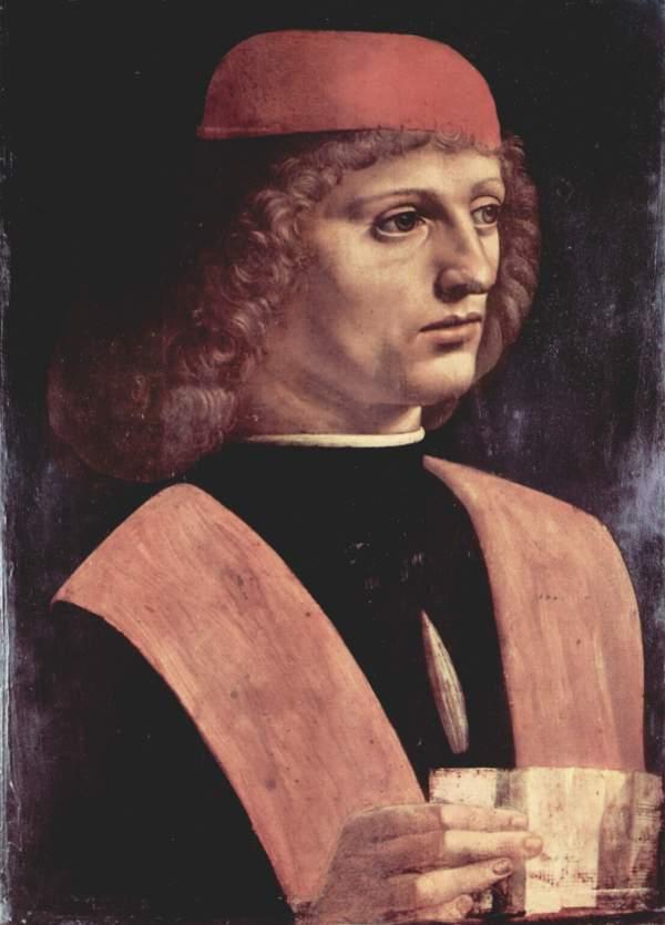 Leonardo Da Vinci Musician