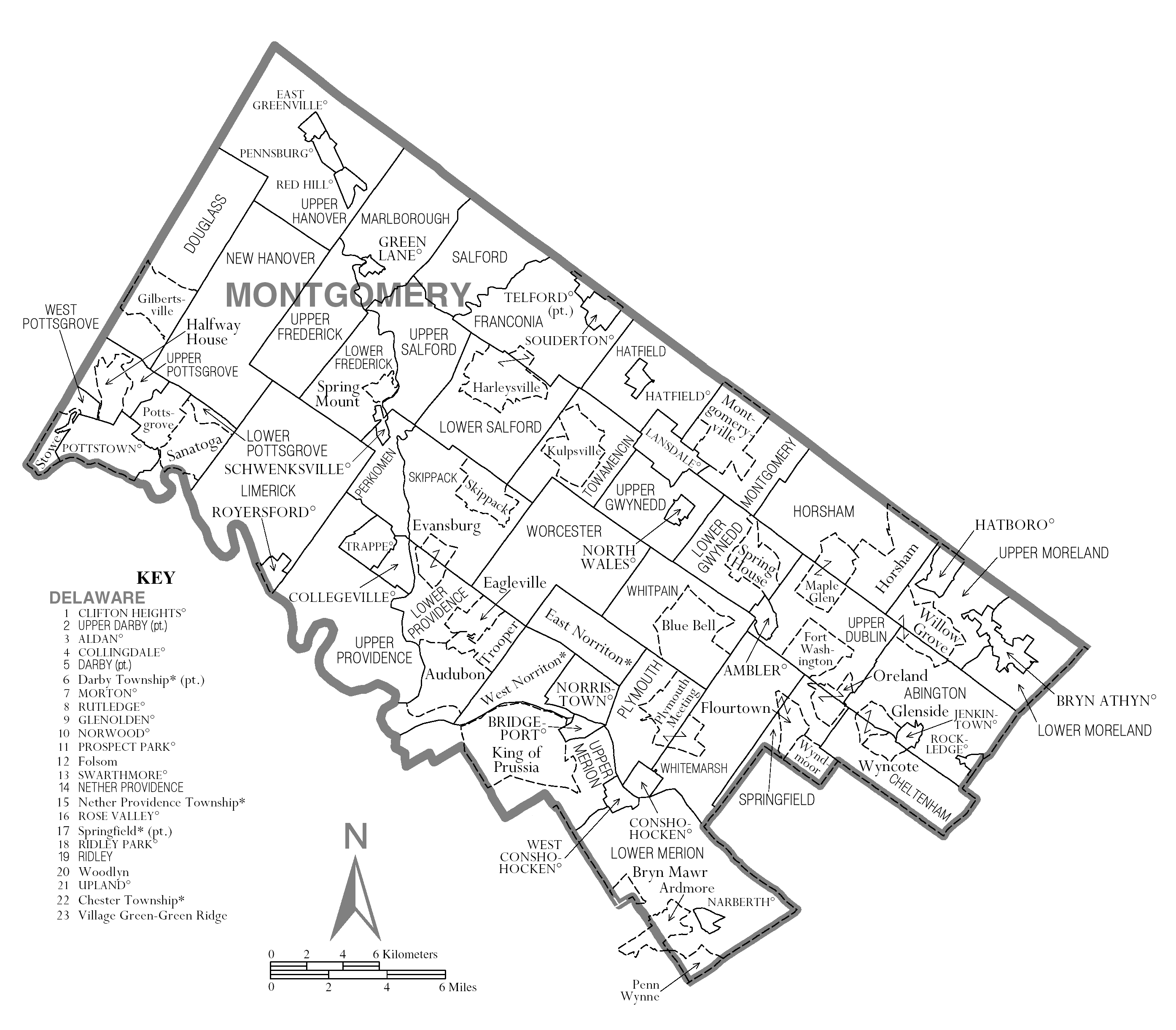 Montgomery County Real Estate Stats
