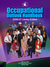 Cover of the 2006-2007 Occupational Outlook Ha...