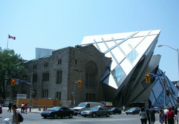 Check Interesting Architeture Royal Ontario