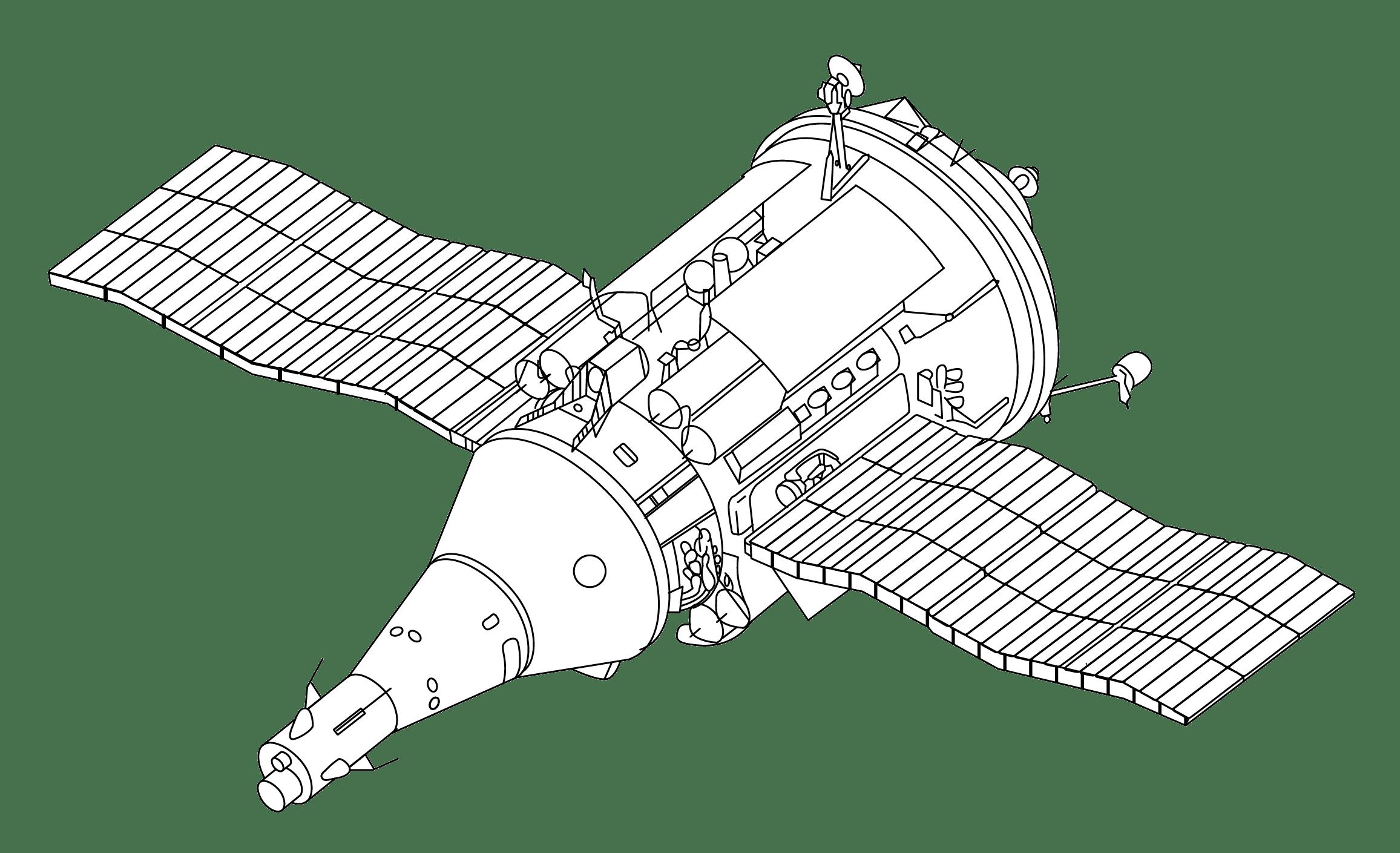 Tks Spacecraft