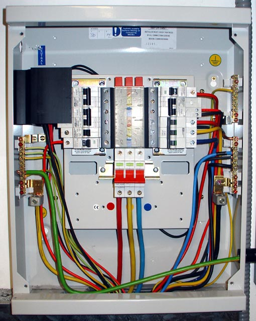 Home Wiring Diagram Uk