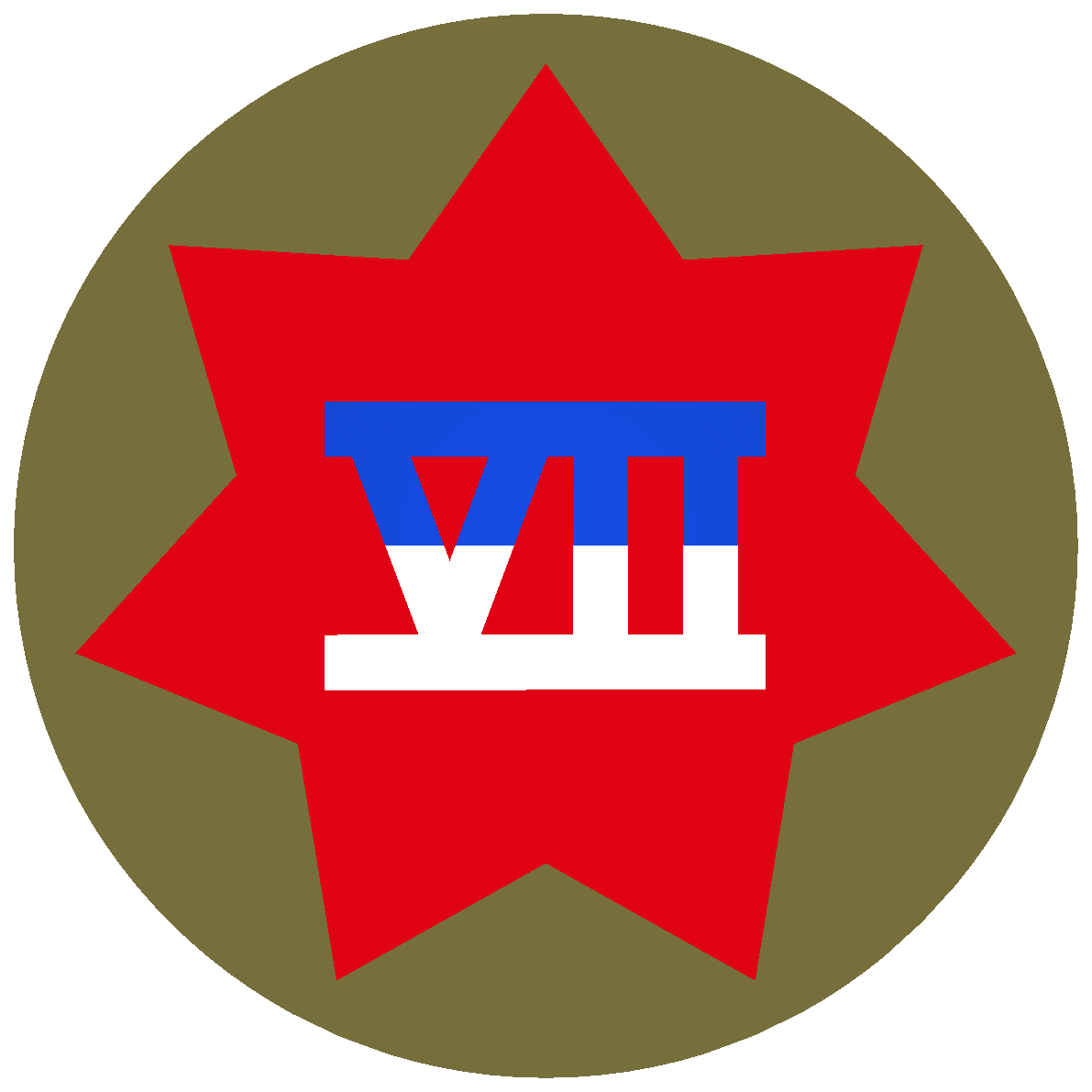 vii corps united states