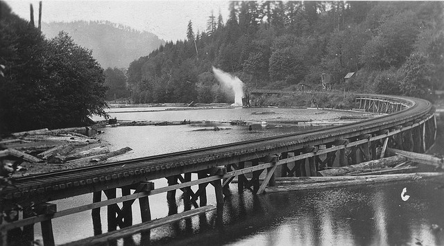 Valley and Siletz Railroad  Wikipedia