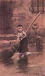 Victor Hugo-CosetteSepia