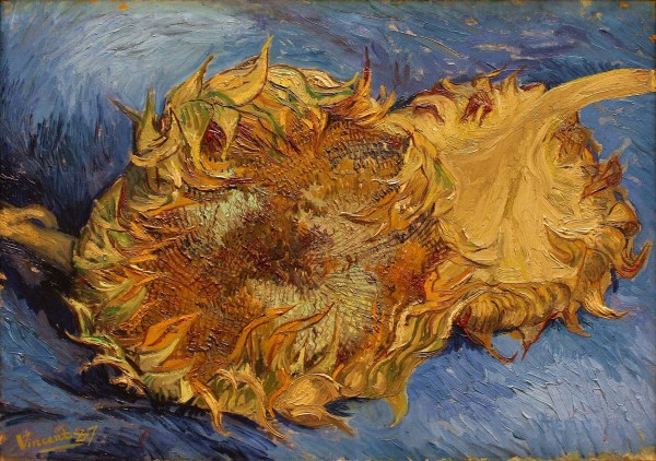 File Vincent Van Gogh - Sunflowers Metropolitan Museum Of