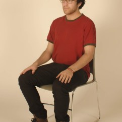 Sitting Chair Leather Club Recliner File Young Man In A Feb 2014 Jpg