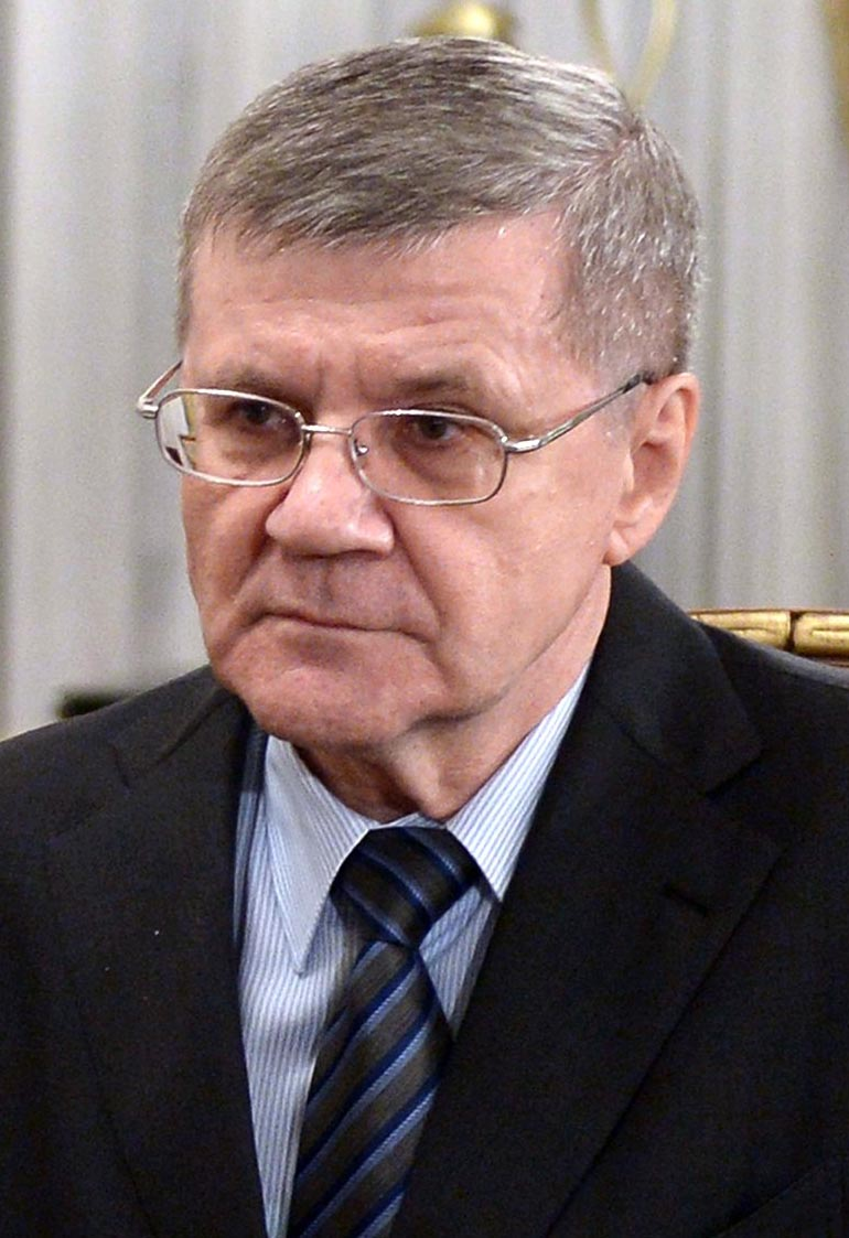 Yury Chaika  Wikipedia