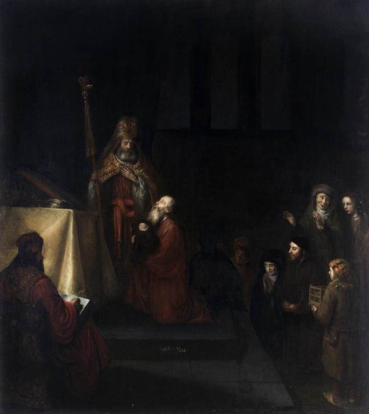 Abraham van Dijck - Presentation in the Temple - WGA06341.jpg