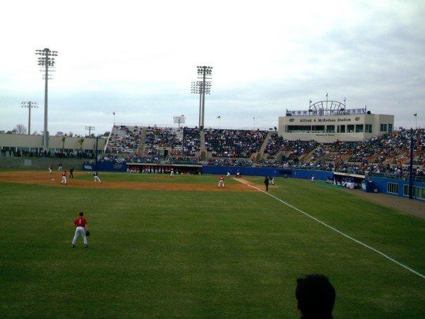 Kentucky Baseball Field