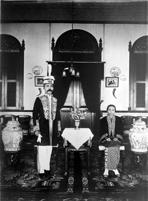 Gambar Hitam Putih Ibu Kartini
