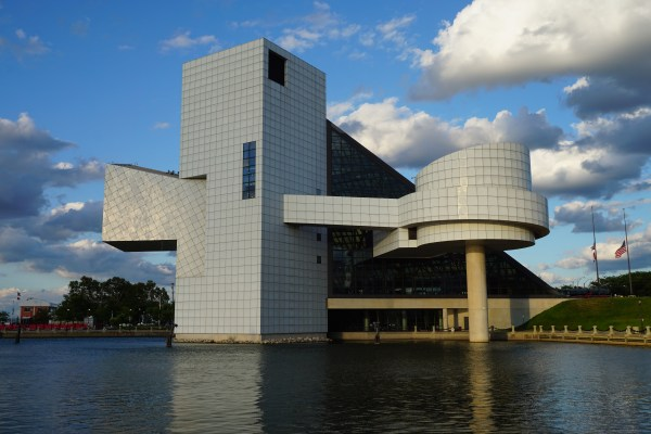 Cleveland Rock and Roll Hall of Fame Museum
