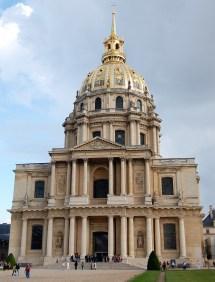 Dome Des Invalides Paris