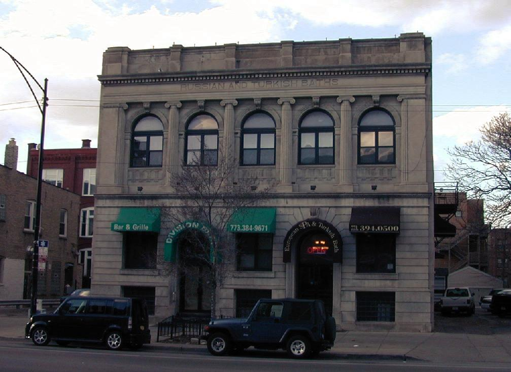 Division Street Russian and Turkish Baths  Wikipedia
