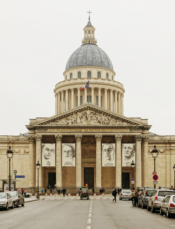 File Facade Of Panth Paris 24 January - Wikimedia Commons