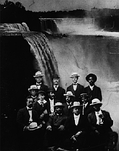 Founders of the Niagara Movement, 1905