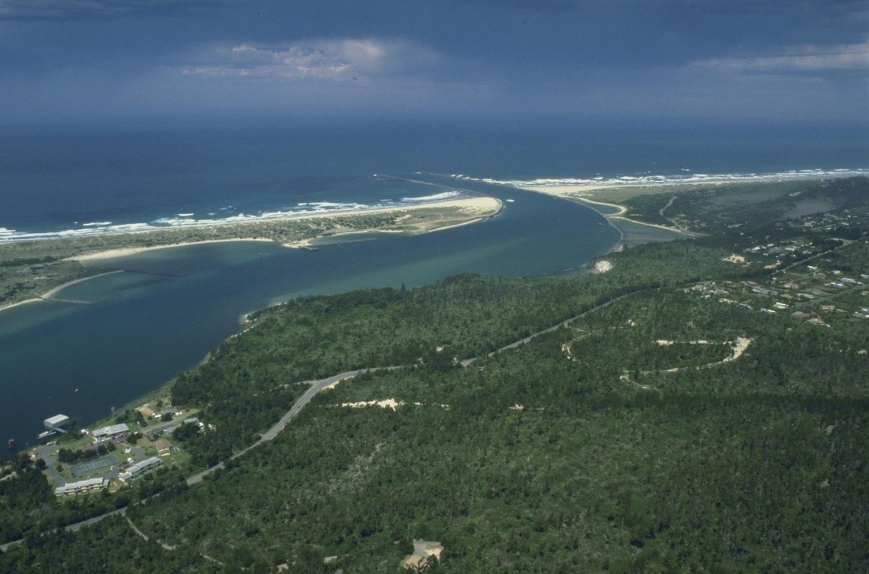 File Siuslaw River Pacific Ocean