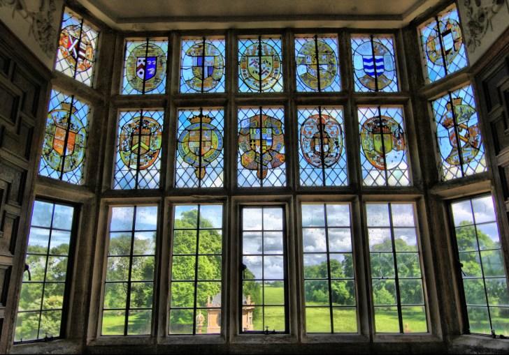 Glass Windows House