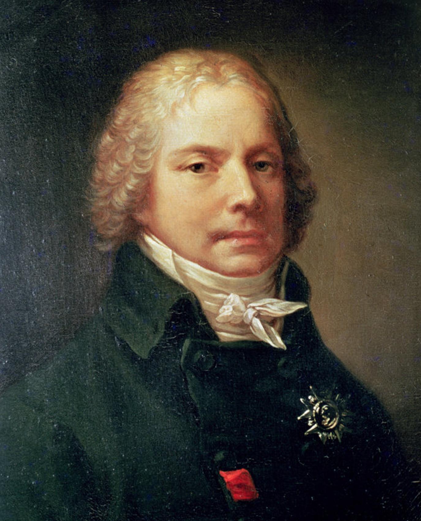 Charles-Maurice de Talleyrand-Périgord.