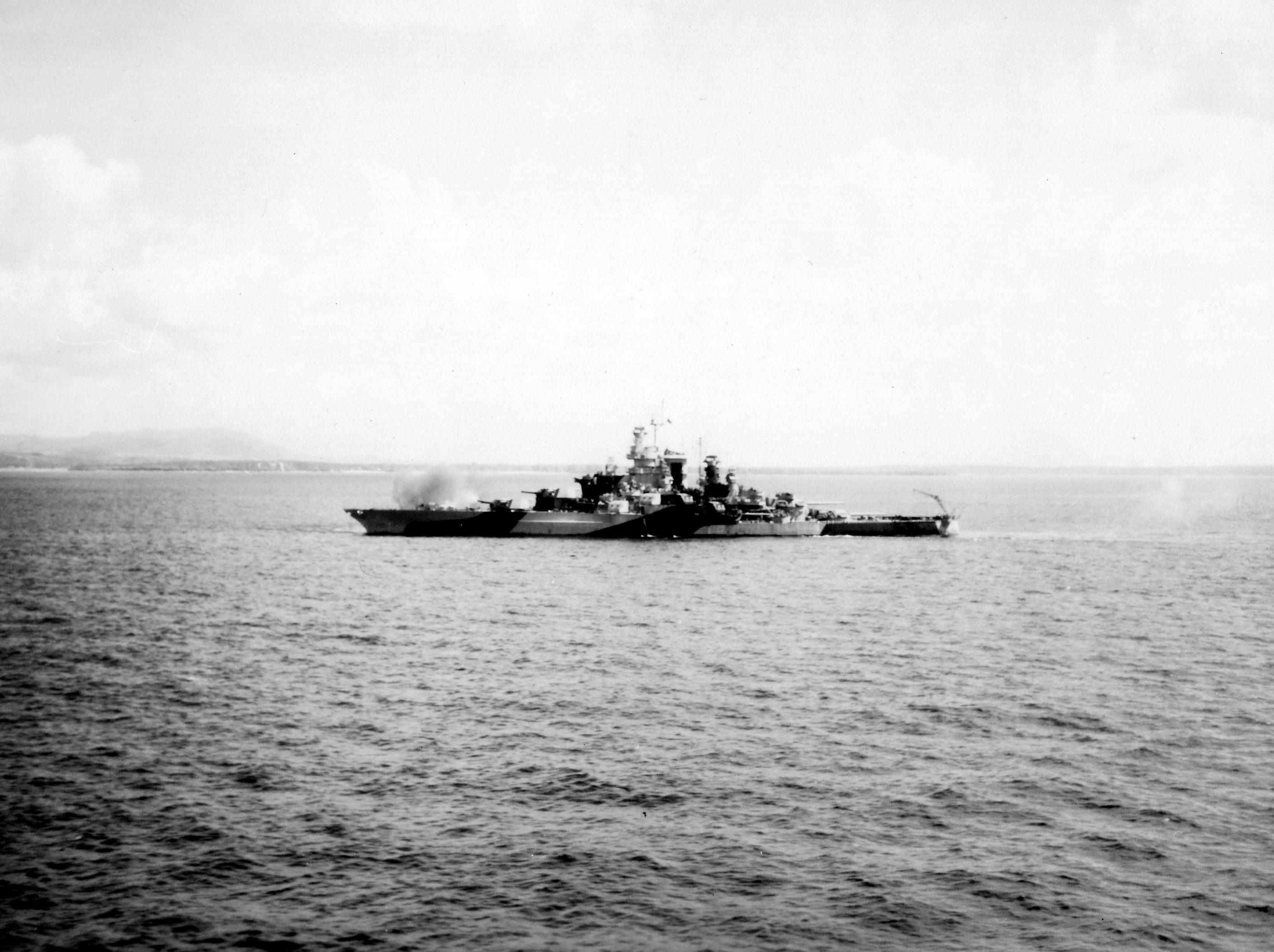 File:USS Tennessee bombarding Guam.jpg