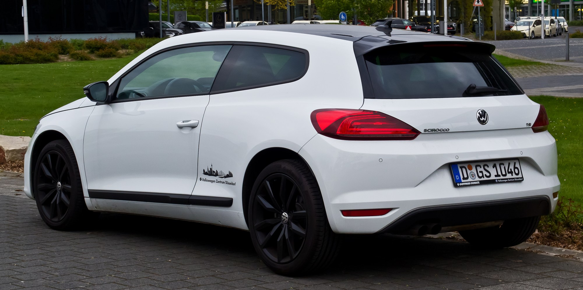 hight resolution of facelift volkswagen scirocco germany