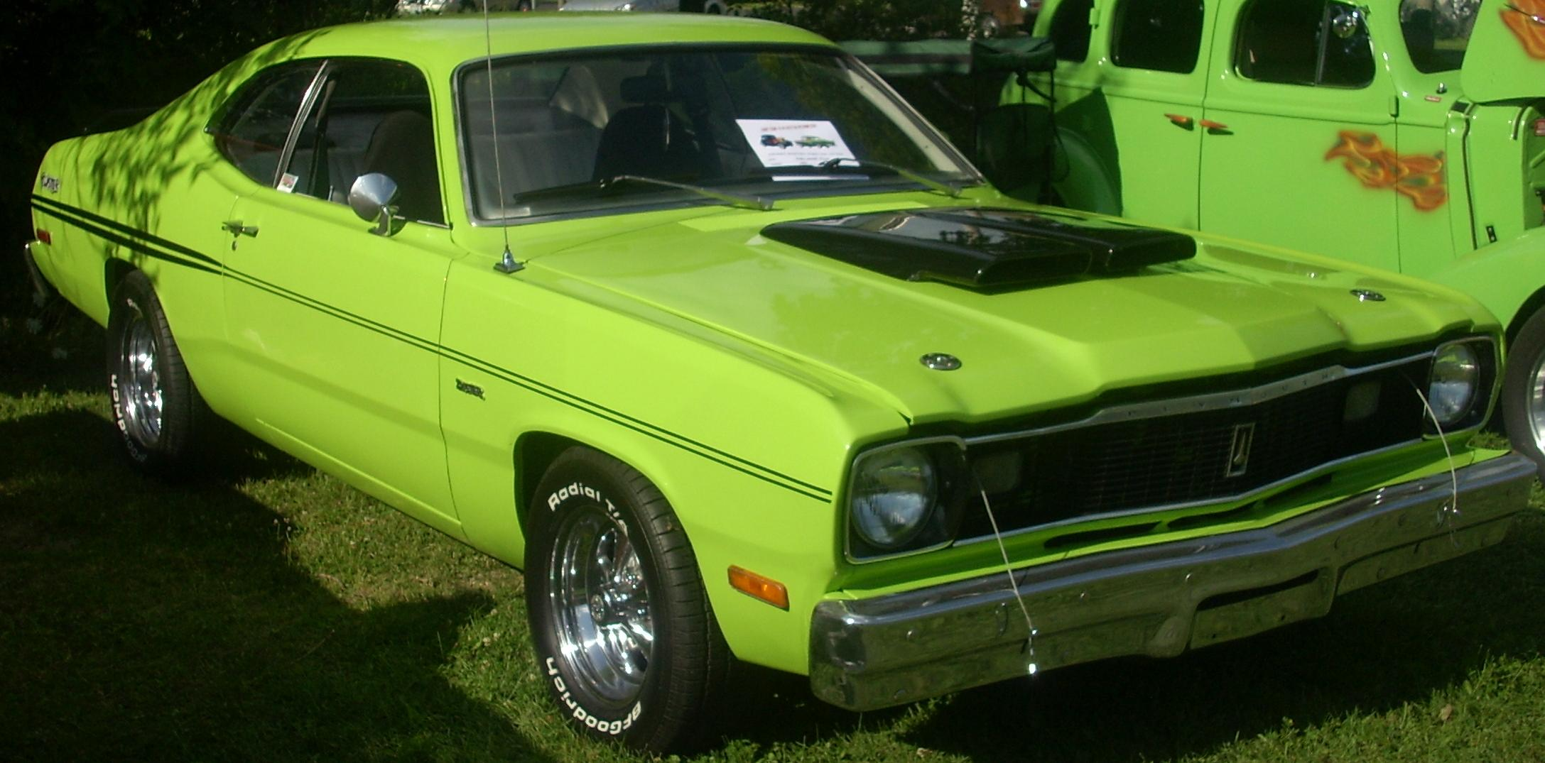 1973 Duster Wiring Diagram For Plymouth