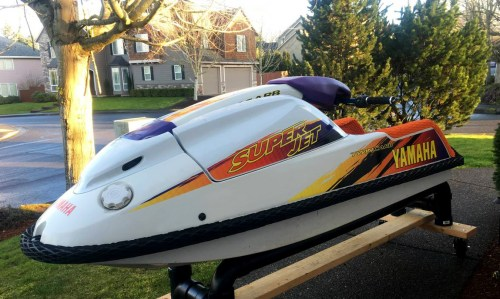 small resolution of 92 yamaha waverunner wiring diagram