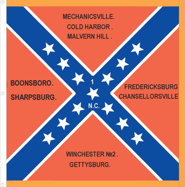 1st North Carolina Infantry Regiment - Wikipedia