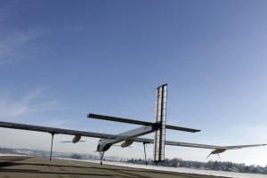 SolarImpulse, the solar-powered plane
