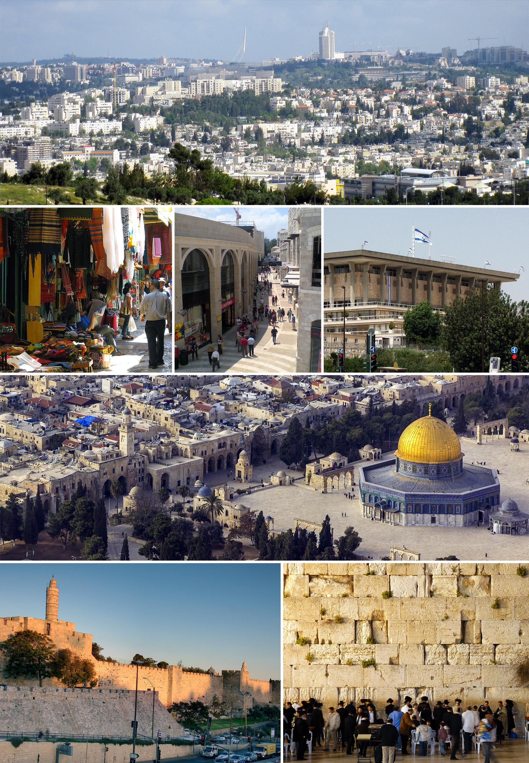 Jerusalem, a City Resurrected