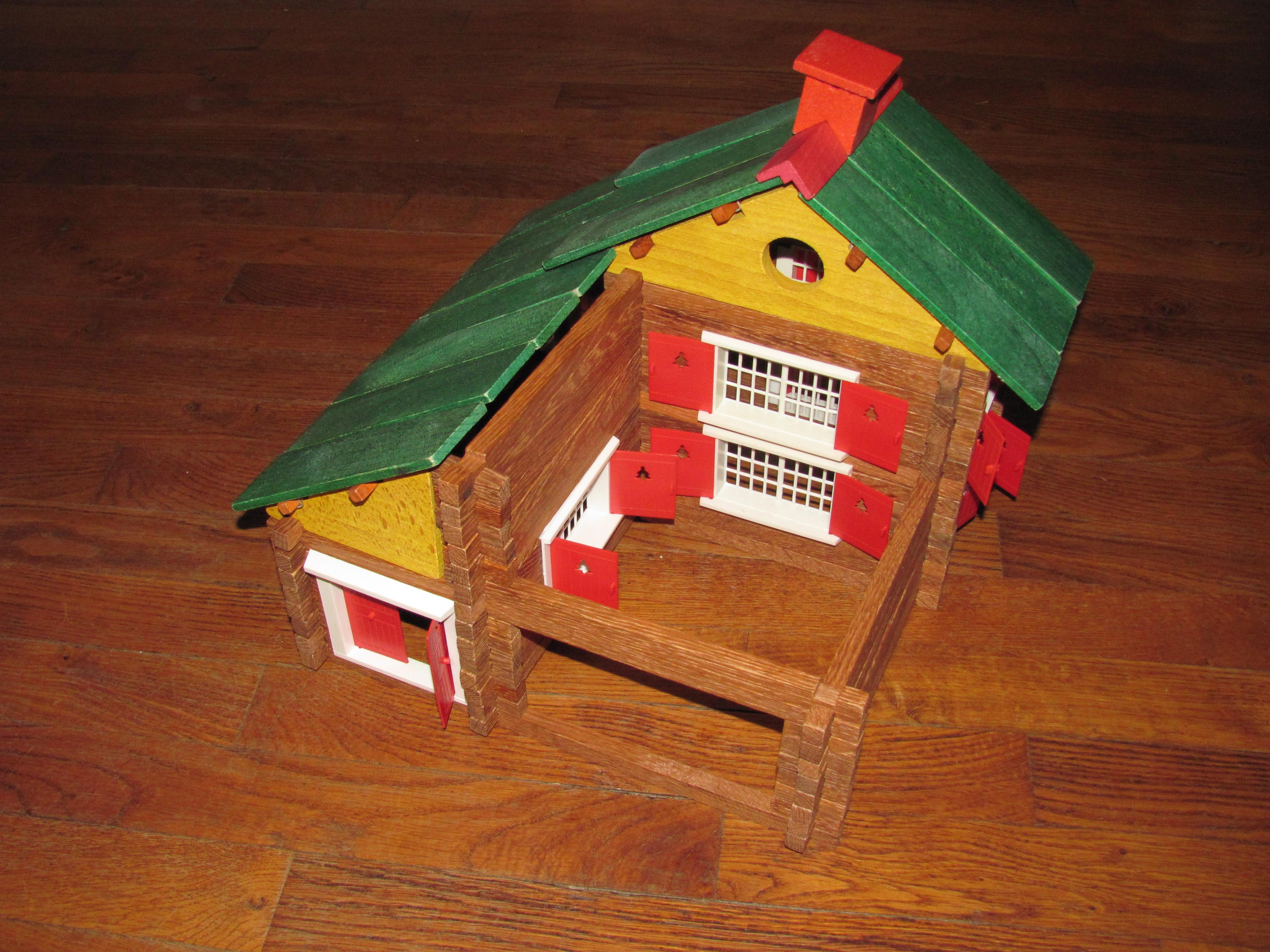 Constructeur maison bois jura for Constructeur de maison en bois suisse
