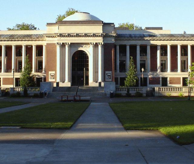 Memorial Union Oregon State University