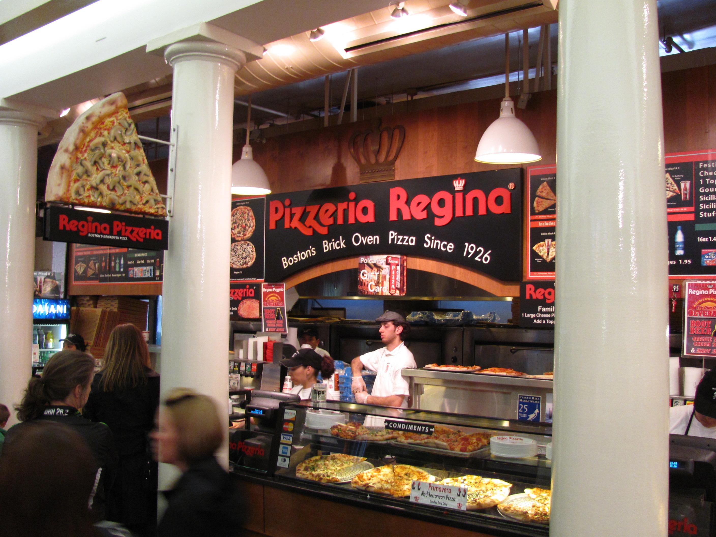 Pizza North End Boston