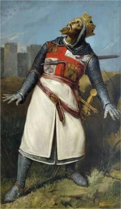 """""""Sancho II"""" por José María Rodríguez de Losada (1826-1896) [Ayuntamiento de León]"""