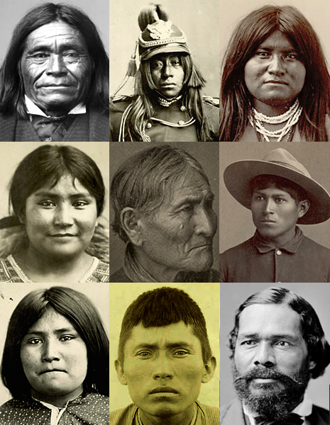 Apache American