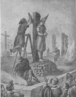Spanish Inquisition 1601 CE
