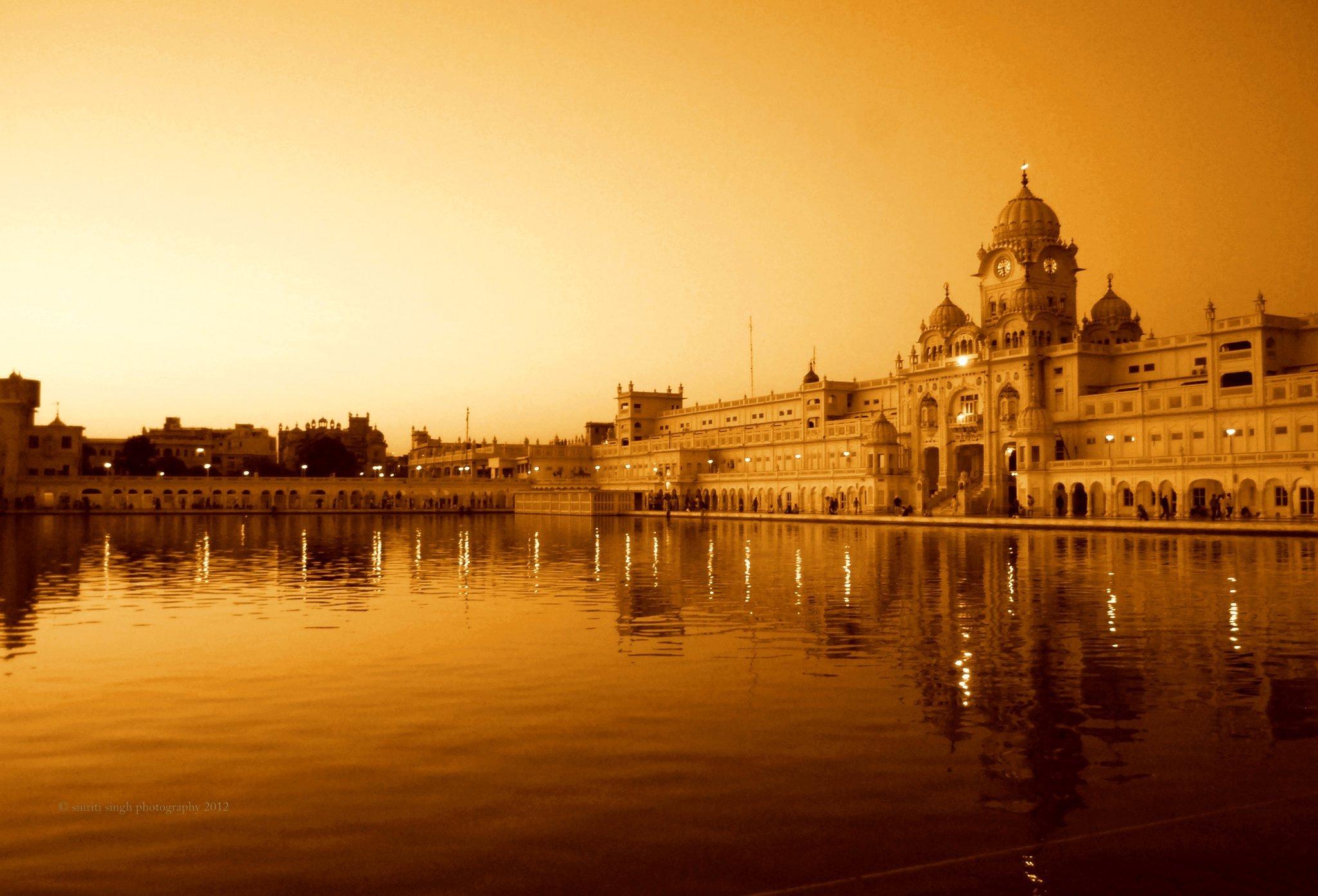 Sikh Photos Wallpaper Hd File Golden Temple At Sunrise Amritsar Jpg Wikimedia