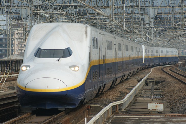 E4系電車  大宮駅