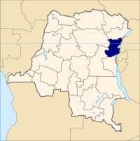 English: Nord-Kivu after 2006