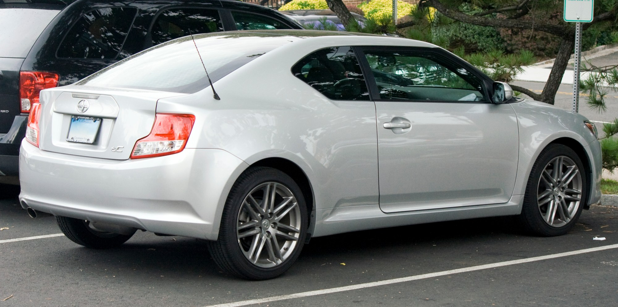 hight resolution of scion tc