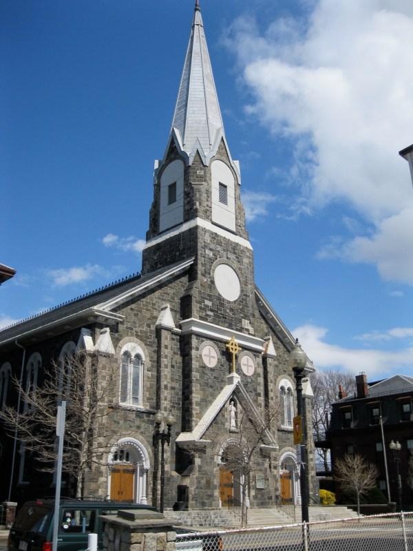 Saint Francis De Sales Church Charlestown MA