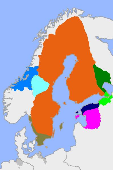 Zweden in de grootmachtstijd