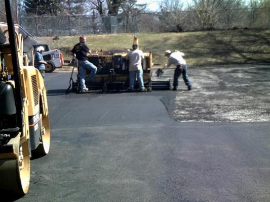recycled asphalt benefits diy